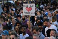 ATTENTAT À MANCHESTER : UNITED WE STAND.